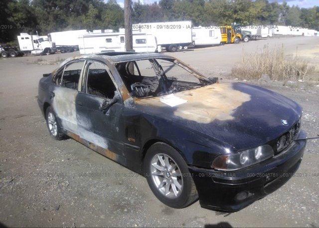 Inventory #829937398 2003 BMW 525