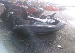 2014 SEADOO SPARK - YDV06305K314 rear view