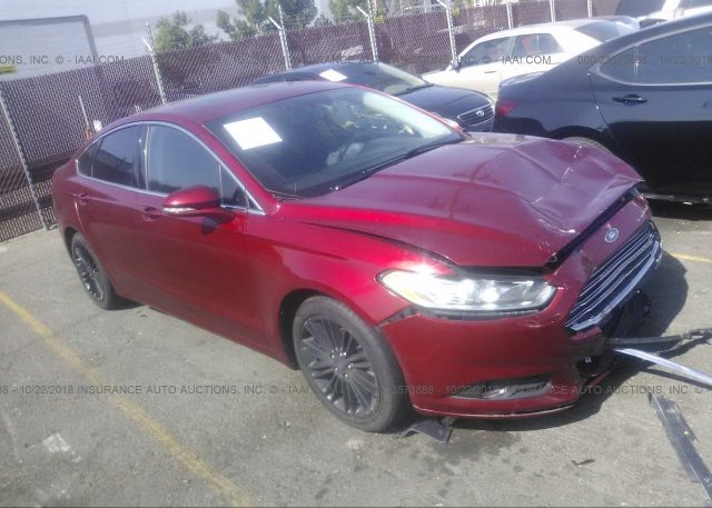 Inventory #817373378 2016 FORD FUSION