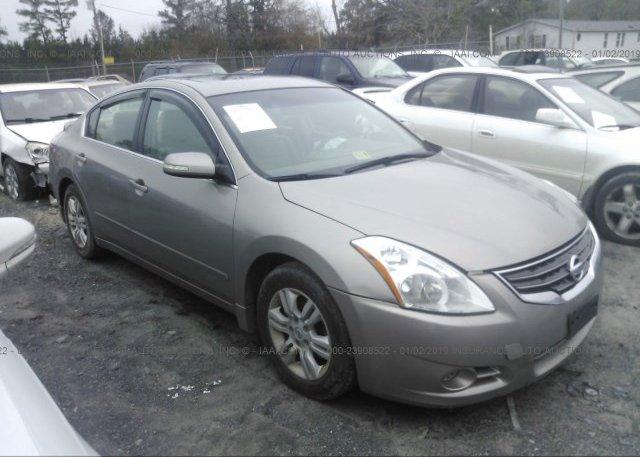Inventory #788799694 2011 Nissan ALTIMA