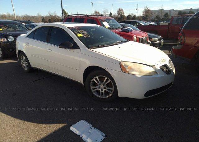 Inventory #128884416 2006 Pontiac G6