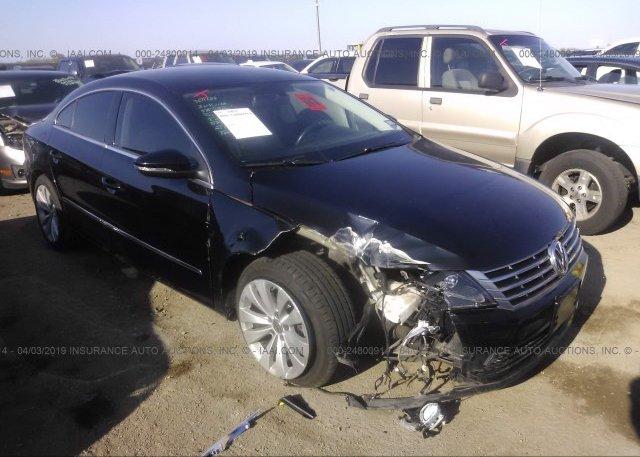 Inventory #758667206 2013 Volkswagen CC