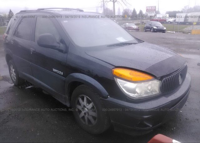 Inventory #631880430 2002 Buick RENDEZVOUS