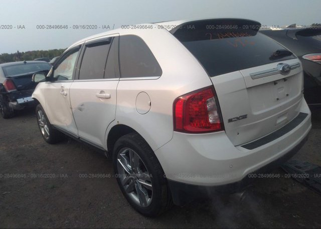 купить 2012 FORD EDGE 2FMDK4KC5CBA09690