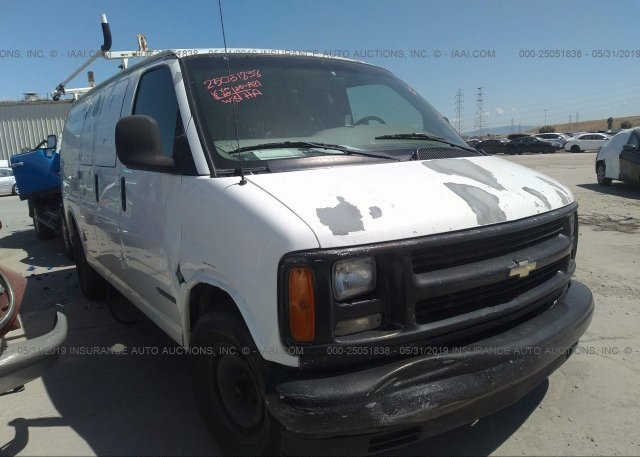 Inventory #919516108 2000 CHEVROLET EXPRESS G2500