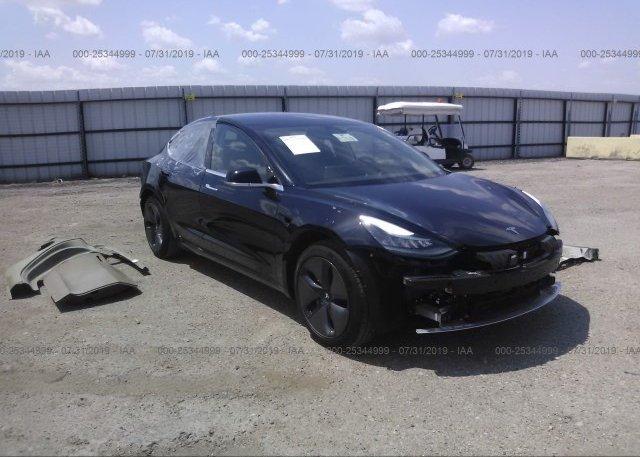 Inventory #212698109 2018 Tesla MODEL 3