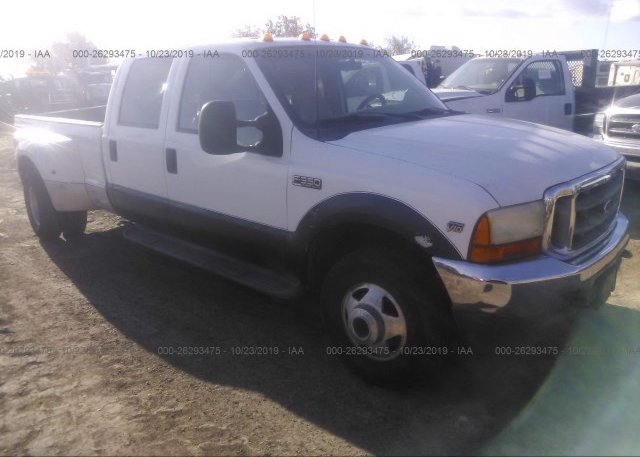 Inventory #477244967 2001 FORD F350