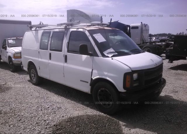 Inventory #437619175 1999 Chevrolet EXPRESS G2500