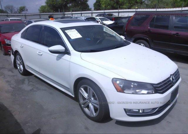 Inventory #425024404 2012 Volkswagen PASSAT