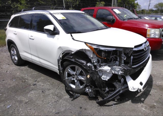 Inventory #607640956 2014 Toyota HIGHLANDER