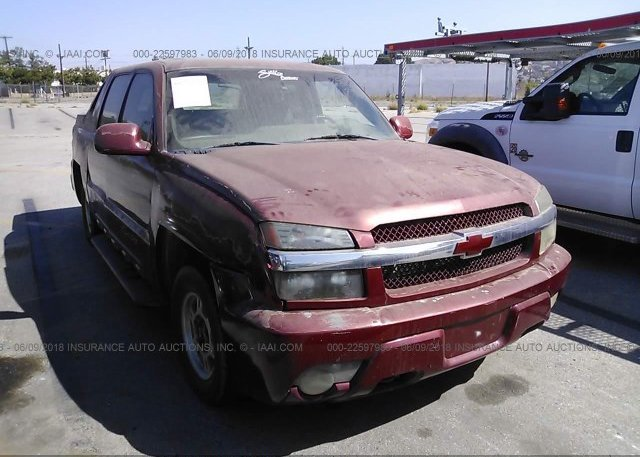 Inventory #505453608 2002 Chevrolet AVALANCHE