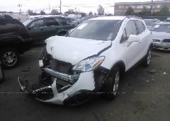 2016 Buick ENCORE - KL4CJESB3GB588622 Right View