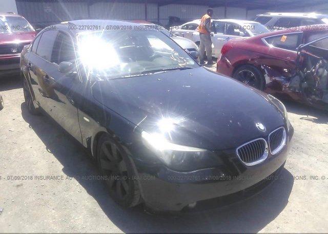 Inventory #163561602 2007 BMW 530