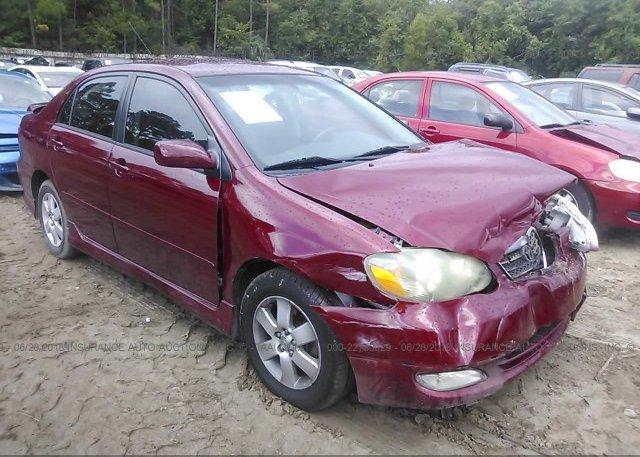Inventory #676171378 2007 Toyota COROLLA