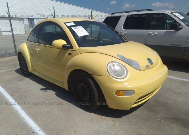 Inventory #922820852 2003 Volkswagen NEW BEETLE