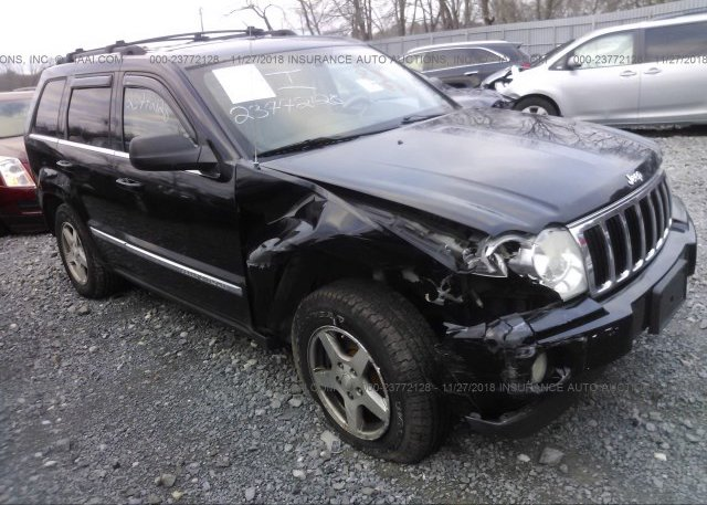 Inventory #923342454 2006 JEEP GRAND CHEROKEE