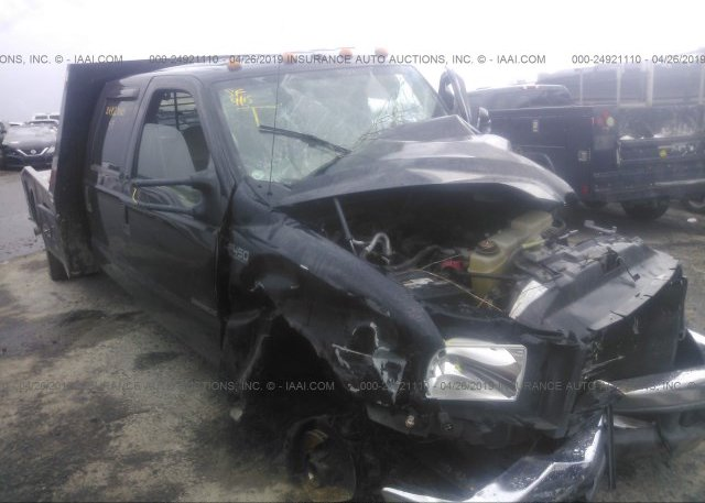 Inventory #859063125 2001 FORD F450