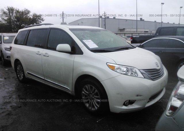 Inventory #419342748 2017 Toyota SIENNA