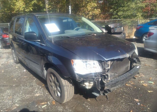 Inventory #556423529 2009 Chrysler TOWN & COUNTRY