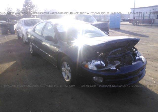 Inventory #472197214 2002 Dodge INTREPID
