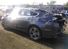 2017 FORD FUSION - 3FA6P0K92HR208836 [Angle] View