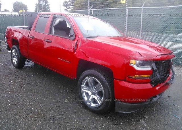 Inventory #164548438 2017 Chevrolet SILVERADO