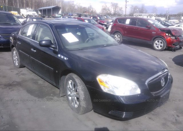 Inventory #399415122 2007 Buick LUCERNE