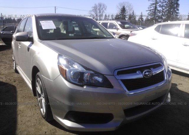 Inventory #819358493 2014 Subaru LEGACY