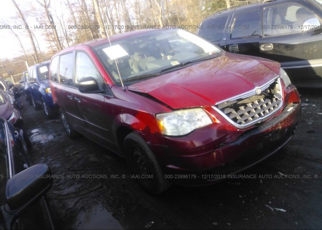 Inventory #799322440 2008 Chrysler TOWN & COUNTRY