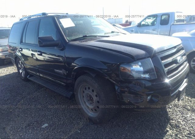 Inventory #878724347 2007 FORD EXPEDITION