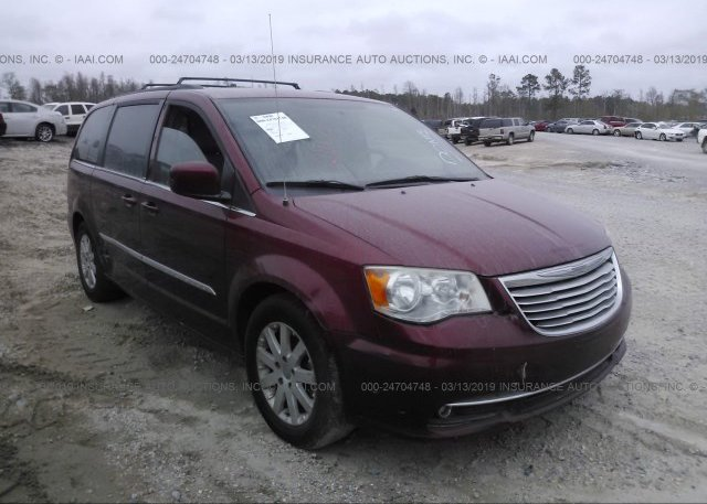 Inventory #683105497 2014 Chrysler TOWN & COUNTRY