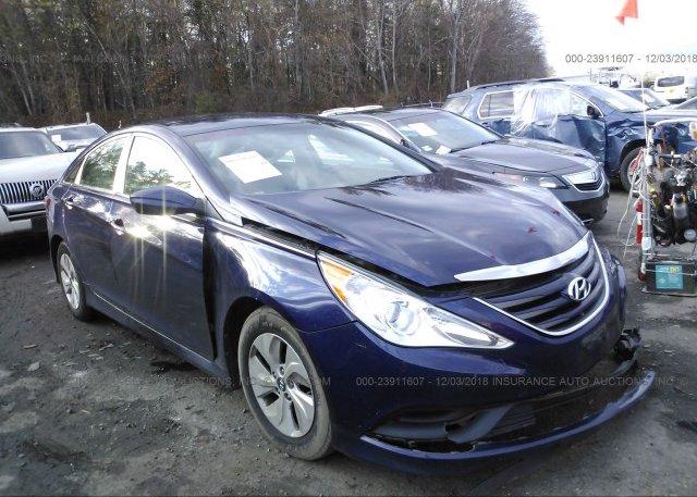 Inventory #695784210 2014 Hyundai SONATA