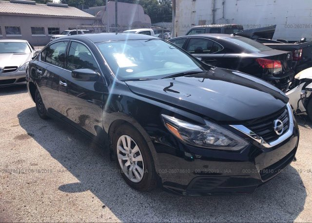 Inventory #327313759 2017 Nissan ALTIMA