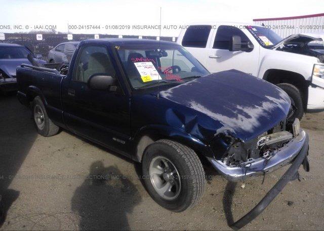 Inventory #944205002 1999 Chevrolet S TRUCK