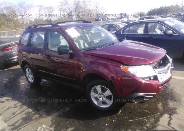Inventory #628143859 2013 Subaru FORESTER