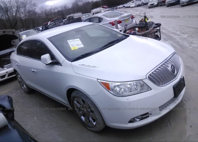 Inventory #358730103 2012 Buick LACROSSE