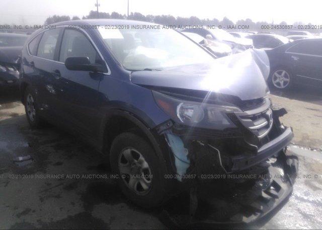 Inventory #630166458 2013 Honda CR-V