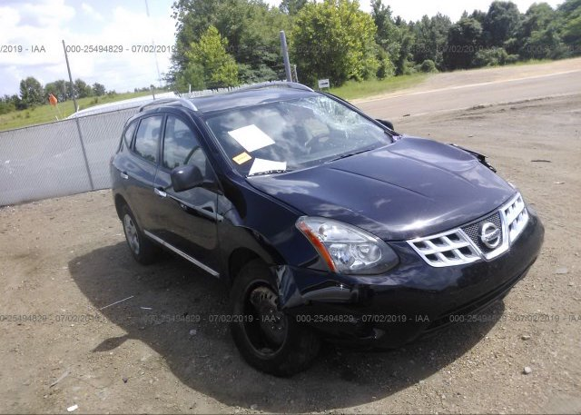Inventory #604537474 2015 Nissan ROGUE SELECT