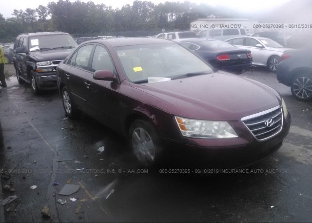 Inventory #296452929 2009 Hyundai SONATA