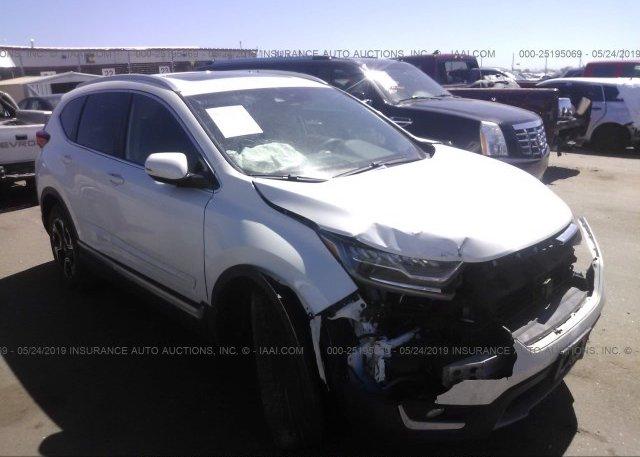 Inventory #614150838 2017 Honda CR-V