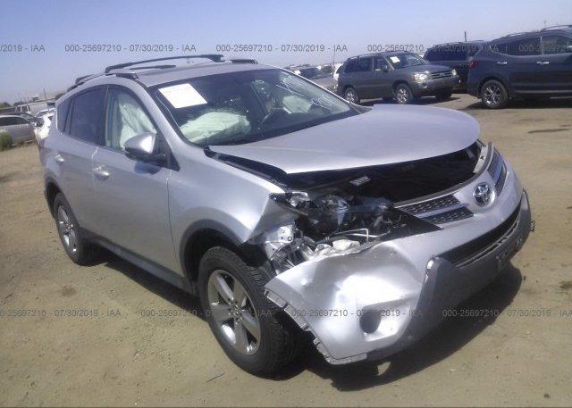 Inventory #925704965 2015 Toyota RAV4