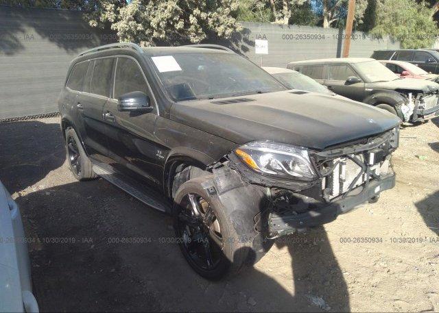Inventory #248243930 2017 Mercedes-Benz GLS