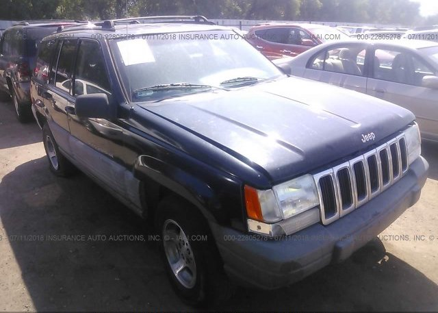 Inventory #514860023 1998 JEEP GRAND CHEROKEE