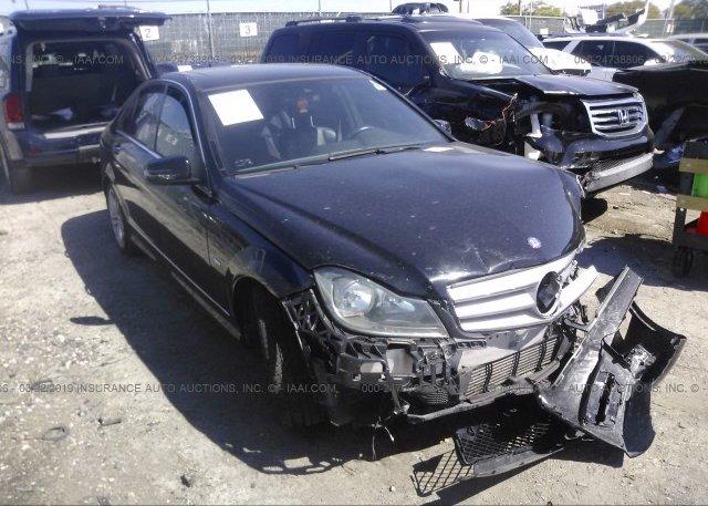 Inventory #871913505 2012 Mercedes-benz C