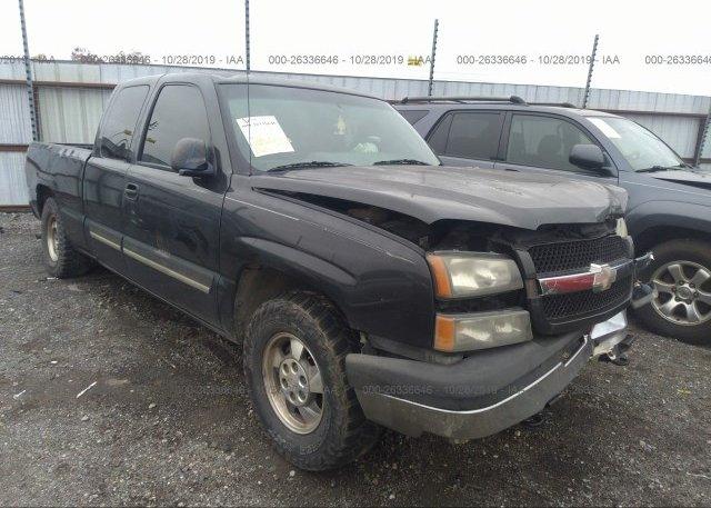 Inventory #944299054 2003 Chevrolet SILVERADO