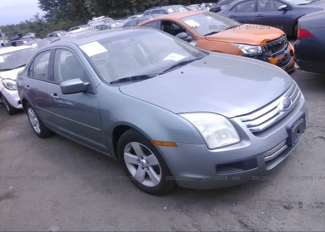 Inventory #170493794 2006 FORD FUSION