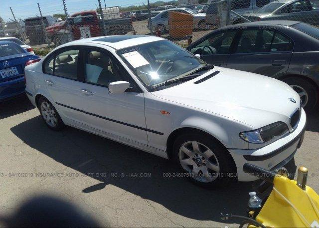 Inventory #750399894 2004 BMW 325