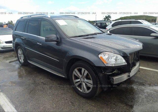 Inventory #862923455 2012 Mercedes-benz GL