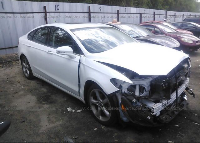 Inventory #782222870 2013 FORD FUSION