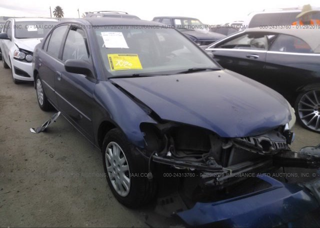 Inventory #148213331 2004 Honda CIVIC